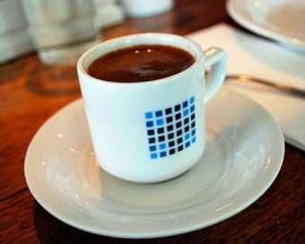 Café griego.
