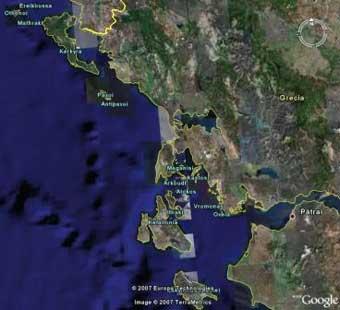jonicas.jpg.De viaje por el Jónico.