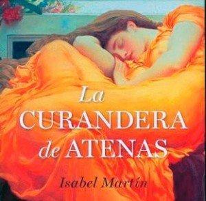 Curandera_de_Atenas-300x294.jpg.Libros para llevarte al barco.