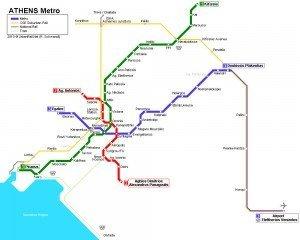 Mapa-metro-Atenas-Grecia-300x240.jpg.El Metro en Atenas cuando vengas al barco.
