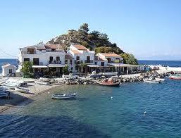 Las islas Orientales griegas.