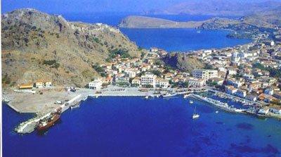 La desconocida isla griega de Limnos.