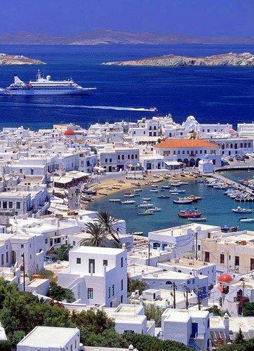 mykonos.jpg.Las islas griegas: Mykonos.
