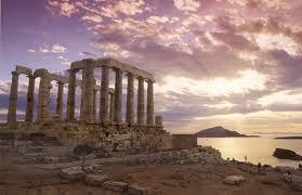 Sunion.jpg.Alquiler de barcos en Grecia.