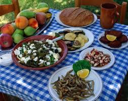 cocina.jpg.En barco por Grecia: su gastronomía.
