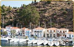 flotilla.jpg.El charter en Grecia. Las flotillas barcos de alquiler.