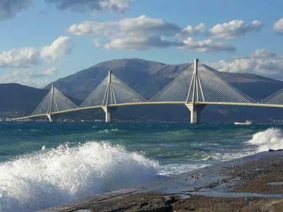 patras-bridge.jpg.Horario de autobuses de Atenas a Lefkada