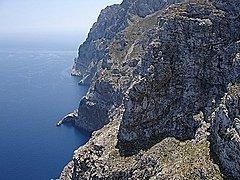 Amorgos.jpg.Navegando por el Egeo: Amorgos.