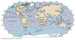 corrientes.jpg.Los barcos, los fenicios y sus rutas por los mares.