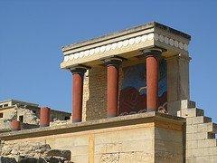 palazzo-di-knosso.jpg.Navegando por Creta: puerto de Heraclion