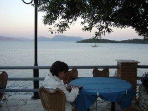 SANY01511-300x225.jpg.Charter en el Jónico. La hora de la taberna