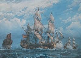 Los barcos de vela como medio de transporte: el Galeón