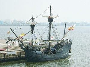 nao_vi101.jpg.La Nao fué un barco fundamental en la era de los descubrimientos