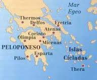 peloponeso.jpg.Navegando en velero por Grecia. El Peloponeso y sus leyendas