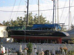 PA090060.jpg.Barcos españoles en Grecia. Anecdotas de un varadero