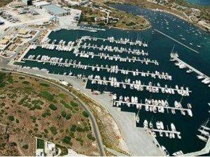 lefkas-marina.jpg.Islas griegas donde alquilar un barco.Lefkada