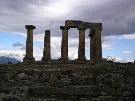 P1010270.jpg.Sitios recomendables en Grecia.Corinto