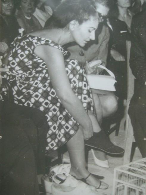 Maria en Lefkada